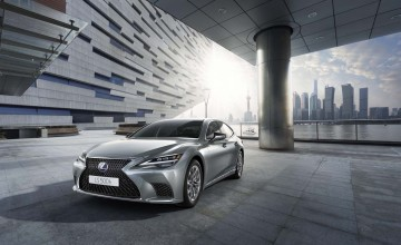 Upgrades for Lexus flagship