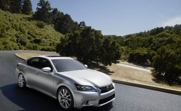 Dynamic look for new Lexus