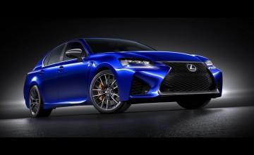 Lexus unveils high performance saloon