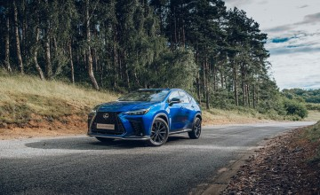 Prices announced for new Lexus NX