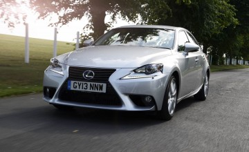 Lexus IS 300h - Used Car Review