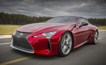 Goodwood debut for Lexus coupe