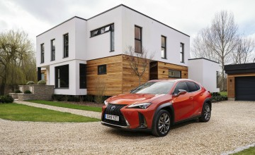 Lexus UX 250h Premium Plus/Tech & Sound