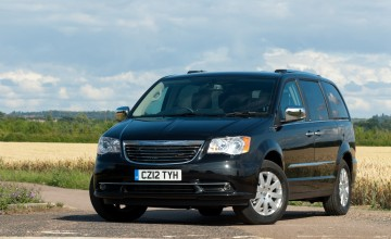 Chrysler Grand Voyager - Used Car Review