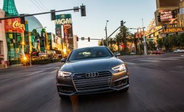 Audi trips now light fantastic