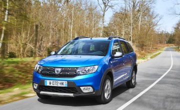 Dacia extends Logan run