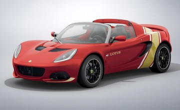 Classic colours for Lotus specials