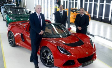 Lotus lands £10 million boost