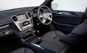 Mercedes-Benz ML 250 BlueTEC Special Edition