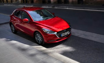 Mazda tweaks its supermini
