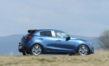 GT tweaks for Mazda2 supermini