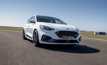 Focus ST gets Mountune performance