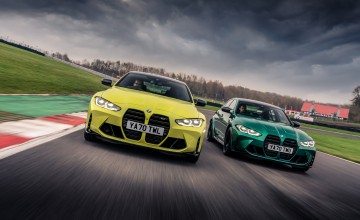 Potent power from new BMW pair