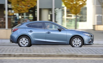 Mazda3 top of the class