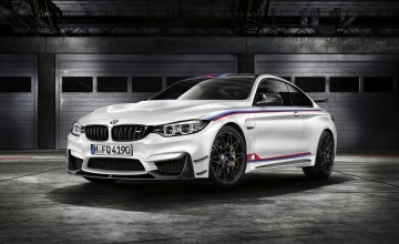 BMW M4 special for DTM victory