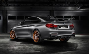 BMW Concept M4 GTS is unveiled