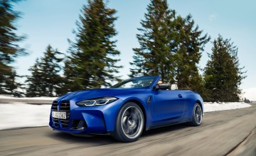 Soft top joins BMW M4 line up