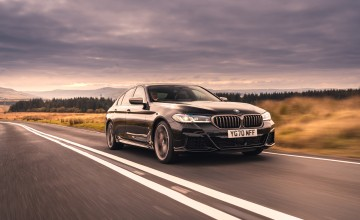 Super new flagship for BMW 5 Series