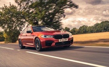BMW M5 ups the Competition