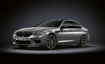 BMW upgrades M5