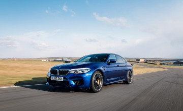 BMW M5 a masterclass in performance