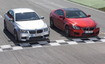 Most powerful production BMWs arrive