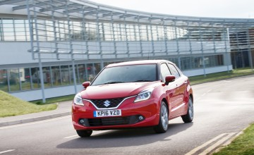 New Baleno bursting with energy
