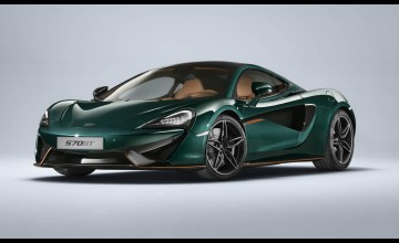 Extra special McLarens up for grabs