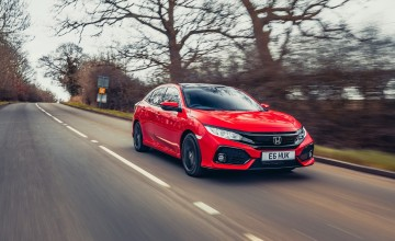 All-new Civic a Brit-built sensation