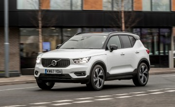 Volvo finds fun with XC40