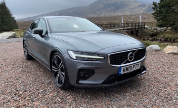 Volvo S60 takes on the big guns