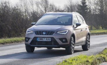 SEAT's small SUV for the long and winding road