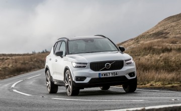 Volvo XC40 T5 AWD First Edition