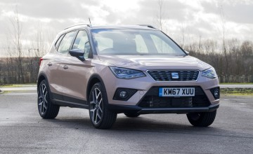 SEAT Arona a simple option