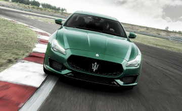 Maserati launches fastest-ever saloons