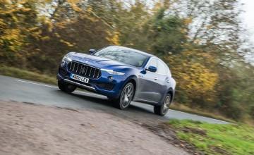 Maserati Levante - First Drive