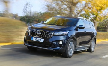 Kia Sorento an automatic choice