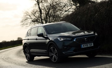 SEAT turns on style with new Tarraco