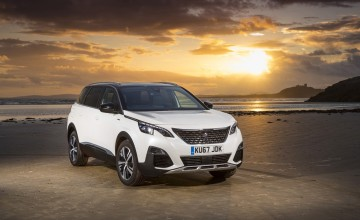 Peugeot 5008 a flexible friend