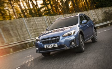 Subaru finds the X factor