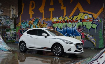 Mazda2 gets special treatment