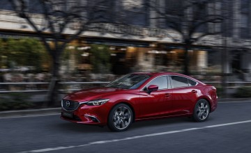 Mazda adds extra 6 appeal