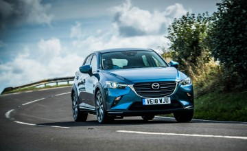 Bigger is better for diesel Mazda CX-3