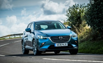 Wait is over for new Mazda CX-3