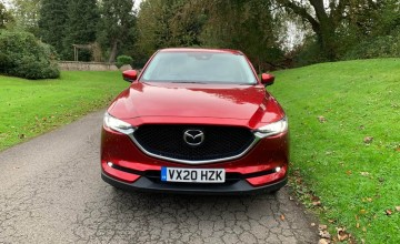 Mazda CX-5 2.2 184ps AWD Sport