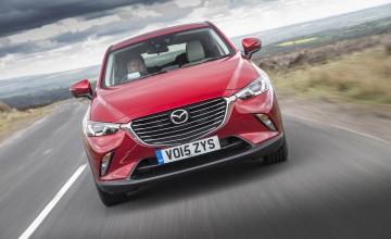 Mazda CX-3 2015 - First Drive