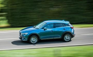 Mazda CX-3 2.0 2WD Sport Nav+
