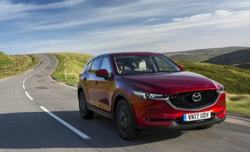 Mazda CX-5 2017 - First Drive