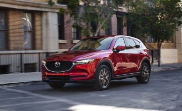 Mazda reveals latest SUV in LA