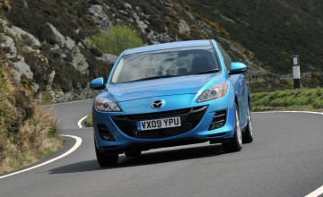Mazda3 1.6D TS2